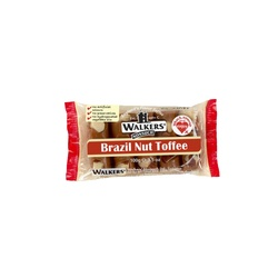 Walker's Toffee 100gr Brazil Nut