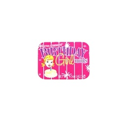 Boston America Birthday Girl Mints